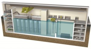 Small Nuclear Reactor. Graphic courtesy of Office of Nuclear Energy website  http://www.energy.gov/