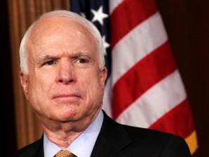 Senator McCain pissed off!