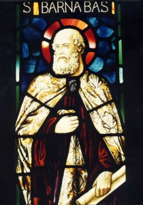 """In spite of the efforts of the Christian churches to black  out the life and message of Barnabas, the message of Barnabas  has survived in the form of """"The Gospel of Barnabas.""""  About Barnabas the Commandment is """"If he comes unto you, receive him"""". (Epistle to the Colossians Chapter 4, Verse 10)."""