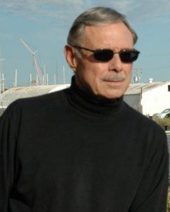 Former CIA spy Andre Le Gallo.