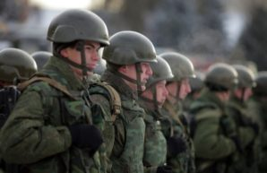 Russia soldiers.