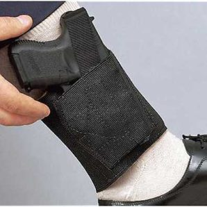 A concealed weapon: Obtaining concealed weapons permit takes 'a lunch break and $100'.00 in most cases.