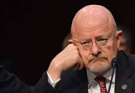DNI Clapper on the hot seat for intelligence failures in Ukraine.