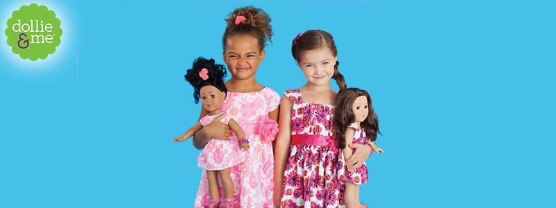 girls and dolls matching pajamas