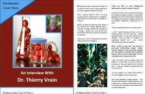 Dr Thierry Vrain