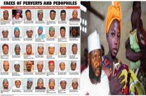 35 Nigerian senators married to child brides.