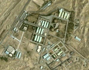 Iran is pursuing its nuclear weapons program at the Parchin military base about 30 kilometres from Tehran, diplomatic sources in Vienna say.