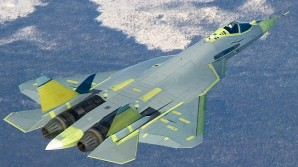 Sokhoi PAK FA stealth fighter superior to Raptor.