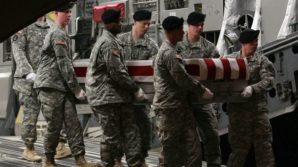 Another dead US service member arrives home from Afghanistan.
