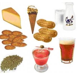 Top foods rich in phosphate