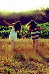 Friends invest time with each other and share their joy and sorrow together.