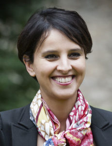 Najat Vallaud-Belkacem (Photo Credit: Benjamin Geminel, derivative work by Flappiefh) / Via en.wikipedia.org