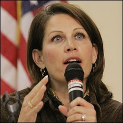 Was it Rep. Michelle Bachmann or Rep. Betty McCollum who disrespected the president? Inquiring minds would like to know? Hard to tell now since those remarks were stricken from the Congressional Record.