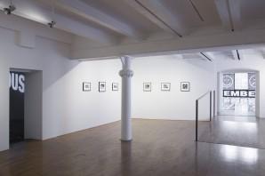 Barbara Kruger, Paste Ups, 2014, Modern Art Oxford (Middle Gallery) (© Barbara Kruger, Photograph Courtesy of Sprüth Magers Berlin London)