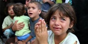 War is having a devastating emotional toll on the children in Gaza! https://groundreport.com/war-is-having-a-devastating-emotional-toll-on-the-children-in-gaza/