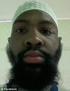 Alton Alexander Nolen claimed to be a devout Muslim - who beheaded a woman in an act of terrorism.