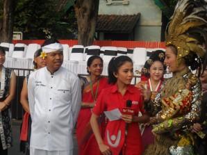 Regent of Purwakarta at TV One LIVE