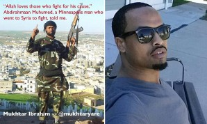 "American ISIS fighter from Minnesota nicknamed ""JihadCool"" former rapper."