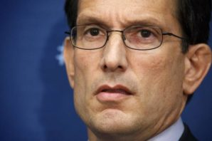 Eric Cantor former Representative of Virginia resigns from Congress after losing in the Virginia primary Tuesday is the first failed renomination bid after 54 successful attempts by sitting majority leaders of the nation's lower legislative chamber...