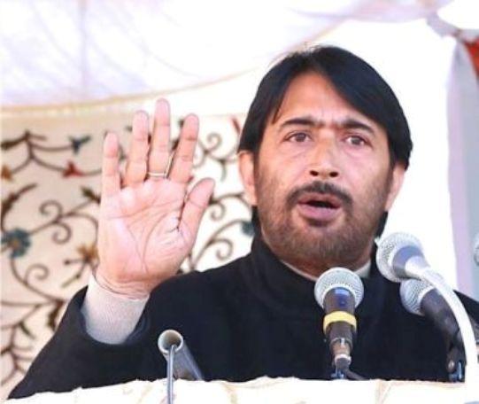 Minister of Tourism G.A. Mir