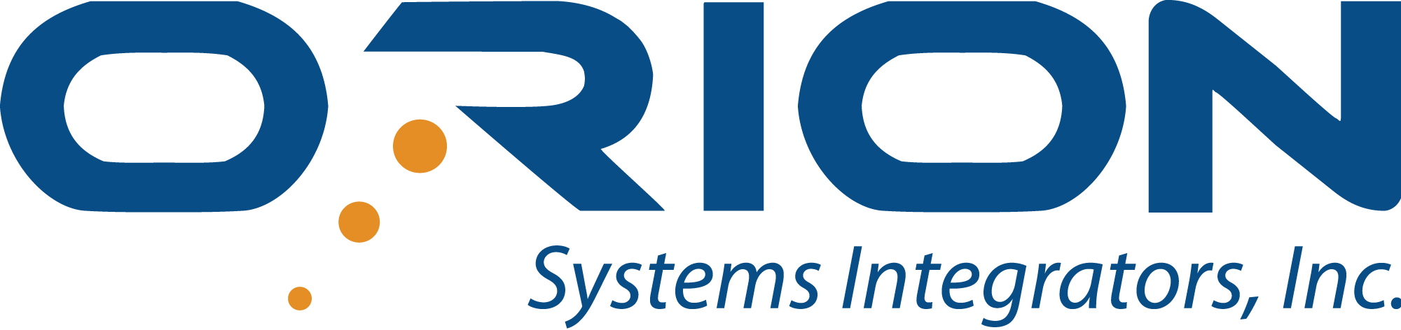 orion systems integrators signs partnership with 1888 pressrelease – orion looks to enhance their business intelligence practice through the qlikview partnership new york, ny – orion systems integrators, inc.