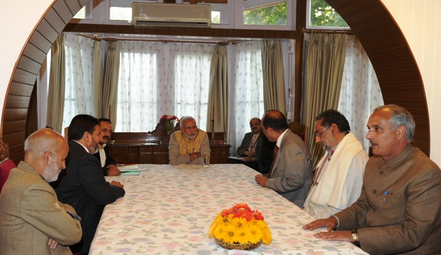 PDP delegation with PM