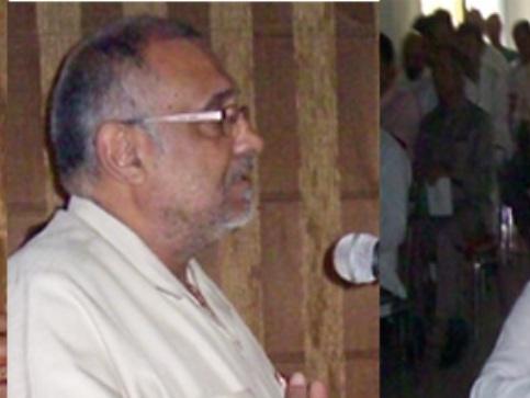Member of Parliament & J&K BJP Prabhari Avinash Rai Khanna