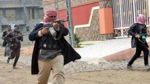 ISIL militants.