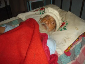 105 years old man died