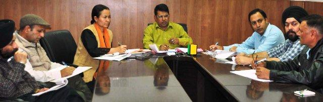 Div Com reviewing election preparedness