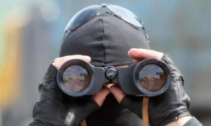 Spying out ISIL.