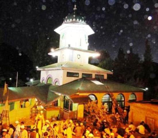 Hazrat Shah Asrar-ud-Din Sahib celebrated in Kishtwar