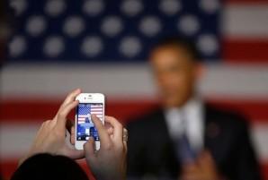 Spying on Obama.