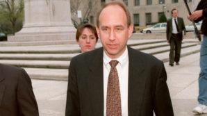 Washington lawyer Neil eggleston, special counsel President Obama.