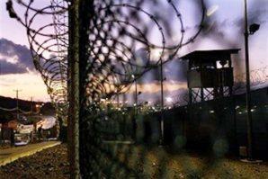 Guantanamo prison camp.