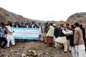 participants of the training workshop in chitral