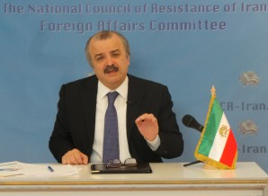 Online Q&A hosted by the National Council of Resistance of Iran (NCRI)