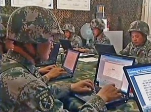 Chinese Military hackers